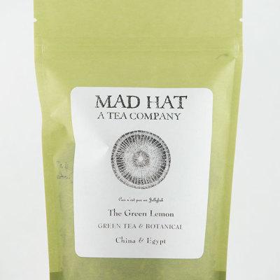Mad Hat Tea | The Green Lemon