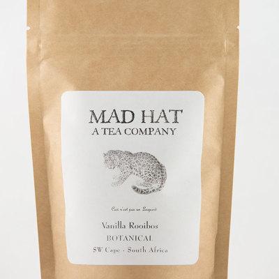 Mad Hat Tea   Vanilla Rooibos