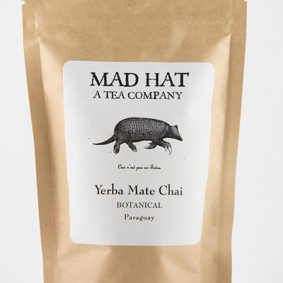 Mad Hat Tea | Yerba Mate Chai