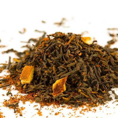 Mad Hat Tea | Puerh Orange