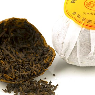 Mad Hat Tea | Mandarin Puerh